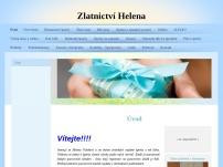 Zlatnictví - Helena Valešová