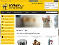 Zoomenu.cz – CHOVATELSKÉ POTŘEBY A KRMIVA BRNO