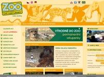 Zoologická zahrada v Ústí nad Labem
