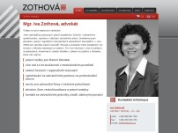 Mgr. Iva Zothová