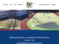 ZŠ Brno, Horní