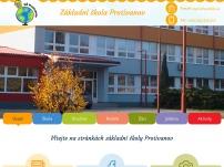 ZŠ Protivanov, Školní