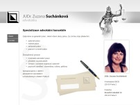 JUDr. Zuzana Suchánková