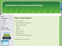 Zámečnictví Jakub Kizák