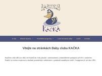 Baby club KAČKA