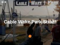 Cable Wake Park Stráž