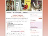 Elektroinstalace Zouhar