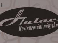 Jan Hulač, DiS. – Restaurování nábytku