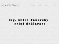Ing. Miloš Táborský