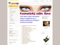 Kosmetický salón Ilona