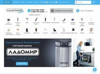 Интернет магазин Ладомир СПб