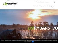 Rybárske potreby - LM Rybárstvo Topoľčany