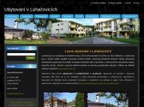 Ubytování v Luhačovicích