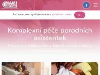 MAMI - Centrum porodních asistenek – Laďka Ryšavá