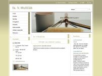 Prodej brusiva – Vlastimil Muličák