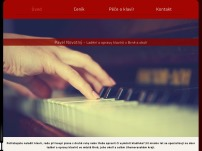 Pavel Novotný – Ladění a opravy klavírů