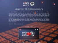 OnlineCasinoBox.no