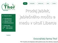 Ovocnářská farma – Miloš Thoř