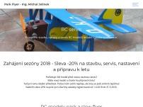 Park Flyer - Ing. Michal Jelínek