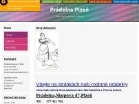 PRÁDELNA – Jaroslava Šindelářová