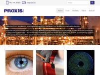 Proxis Slovakia – optické systémy