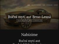 Martin Klimš – Rucni-myti-aut-brno-lesna