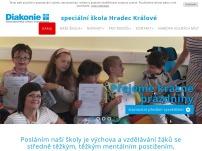 Speciální škola Diakonie Hradec Králové