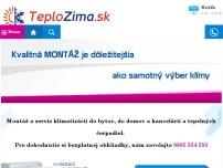 TeploZima.sk