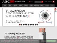 3D tiskárny – ABC3D