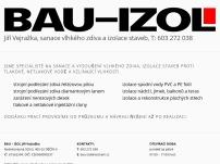 BAU-IZOL Jiří Vejražka
