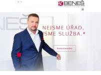 JUDr. Prokop Beneš, advokát