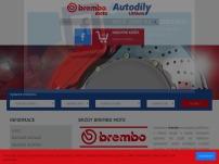 Brzdy Brembo Moto