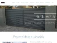 Jiří Budil – Montáž garážových vrat
