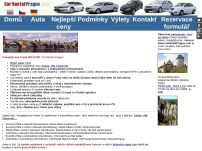 Car Rental Avescar in Prague City Center