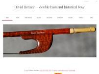 David Herman – Výroba a opravy smyčců