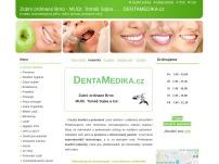 Zubní ordinace Brno – MUDr. Tomáš Sojka