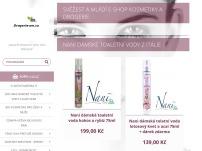 Svěžest a mládí e-shop kosmetiky a drogerie bio kosmetika