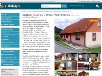 Ubytování v soukromí U Jaroša