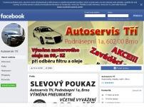 Autoservis Tří