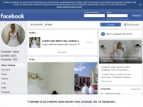 Svatební šaty Alexandra Muselíková