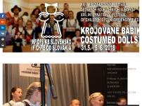 Medzinárodný festival DFS KROJOVANÉ BÁBIKY
