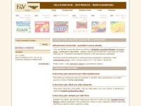 F&V Cafe, s.r.o. - Velkoobchod cukrovinky, džusy