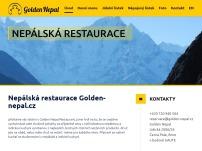 Nepálská restaurace Golden Nepal