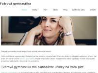 Tvárová gymnastika Zuzany Ondrisovej, kurzy v SR a ČR
