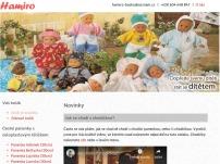 Hamiro – Výroba a prodej českých panenek