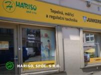 PLYNOVÉ KOTLE SERVIS – TEPELNÁ, MĚŘICÍ A REGULAČNÍ TECHNIKA – HARISO, spol. s r.o.