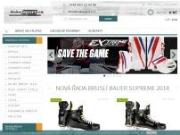 Hokejsport.cz – hokejový e-shop