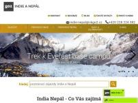 Dovolená Indie a Nepál – Go2 s.r.o.