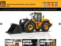 JOCOB – originální náhradní díly JCB, ND JCB, prodej strojů