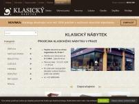 KlasickýNábytek.cz – prodej nábytku